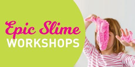 Epic Slime Workshop tickets