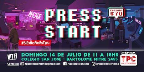 Press Start Fest entradas