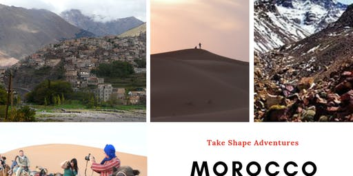 Morocco Info night