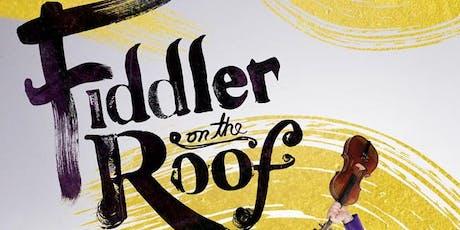 Fiddler on the Roof Dance Masterclass! tickets