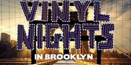 Vinyl Nights at Albee Square BK tickets