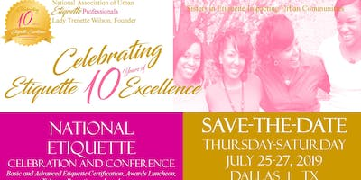 NAUEP National Etiquette Conference