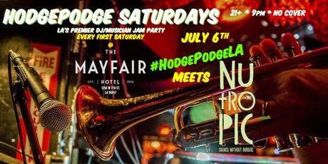 HodgePodge LA: Jazz Beats n' Soul Jam tickets