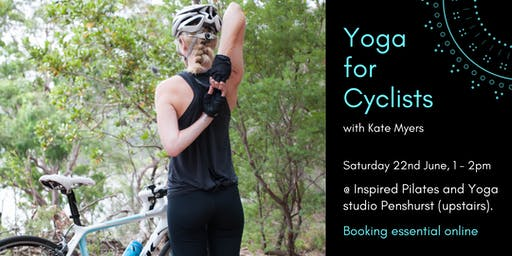 Yoga for Cyclists with Kate