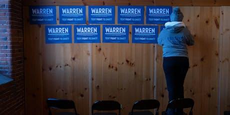 Georgia for Warren Debate Watch Parties tickets