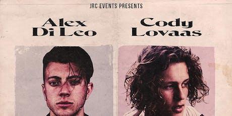 Alex Di Leo & Cody Lovaas tickets