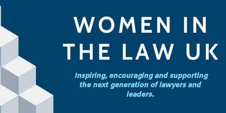 Jobs for the Girls | How to progress in your Career | `Women in the Law tickets