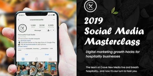 Crave's Social Media Masterclass