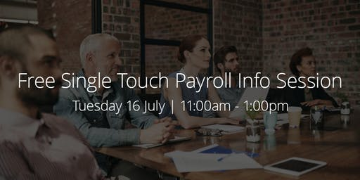 Reckon Single Touch Payroll Info Session - Kew
