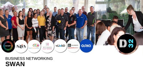 District32 Business Networking Perth – Swan / Midland / Ellenbrook - Fri 26th July tickets