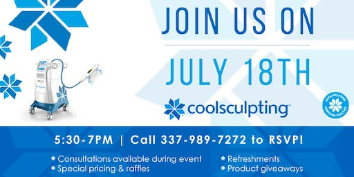 July CoolSculpting Event