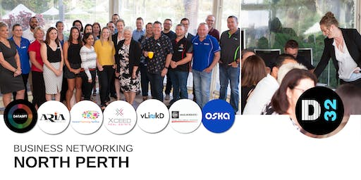 District32 Business Networking Perth – North Perth - Thu 25th July