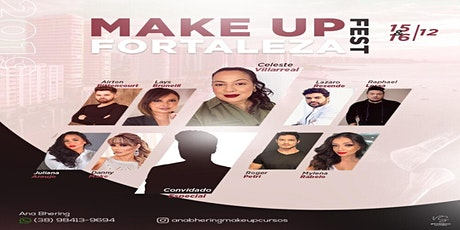 MAKE UP FEST FORTALEZA ingressos