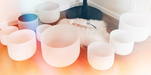 Reiki Healing Sound Bath