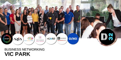 District32 Business Networking Perth – Vic Park (Ascot) - Tue 30th July tickets