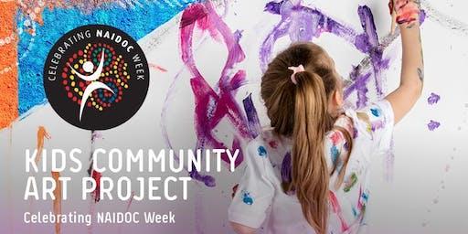 Kids Community Art Project