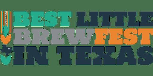 Best Little Brewfest in Texas 2019