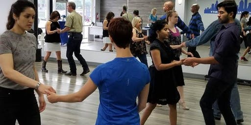 Swing + Hustle Dance Social