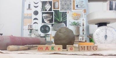 Local Creators Night- Make a Mug