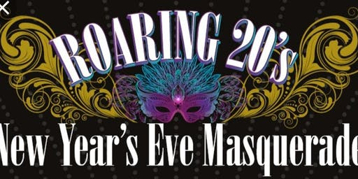 Roaring Twenties New Year's Eve Masquerade Party