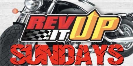 Rev It Up Sundays Bike Night  tickets