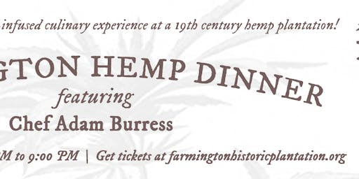 Farmington Hemp Dinner