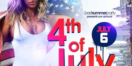 Best Saturday 4th Of July Weekend Party (Clubfix / GetFix Parties List) tickets