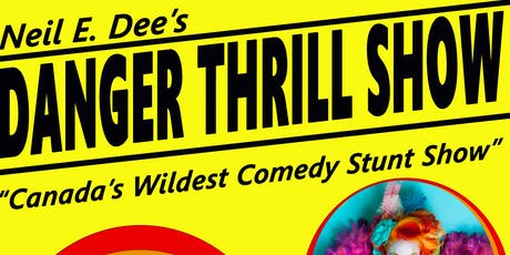 Danger Thrill Show at BLAKBAR w/ guests tickets