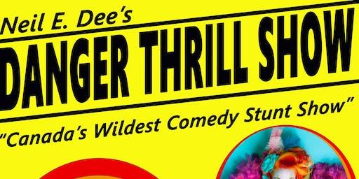 Danger Thrill Show at BLAKBAR w/ guests
