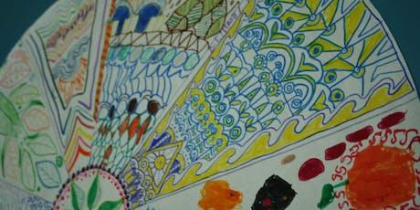 School holiday activity -  Group Mandala project @ Leongatha Library tickets