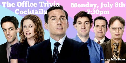 The Office Trivia at Cocktails