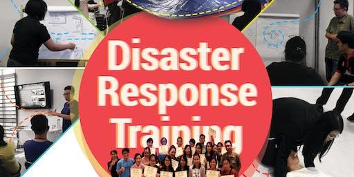 Disaster Response Training (Klang Area)