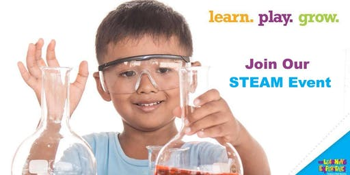 The Learning Experience Bolingbrook Hosting FREE S.T.E.A.M. Event