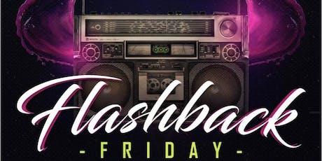 Flashback Friday  tickets