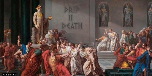 THE DRIP / DRIP II DEATH : SINGLE RELEASE PARTY!!!