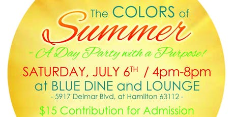 Color of Summer Day Party and Fundraiser tickets