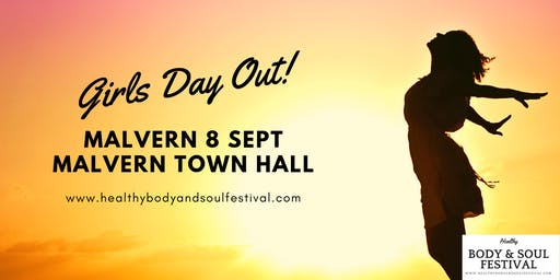 Healthy Body and Soul Festival- Malvern - Girls Day Out!