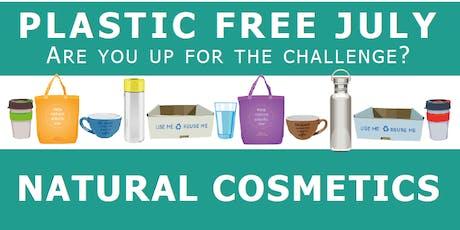 Plastic Free July: Natural Cosmetics - Aldinga Library tickets