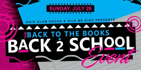 Back 2 The Books tickets