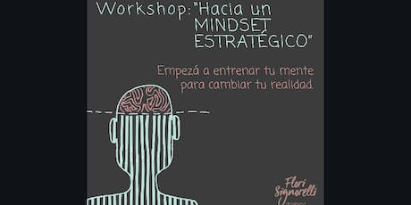 Workshop: Mindset Estratégico  entradas