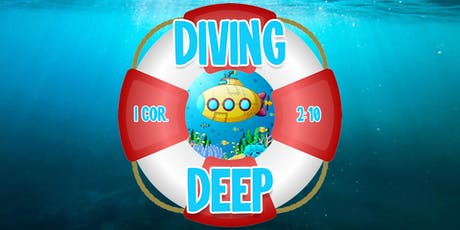 Diving Deep VBS tickets