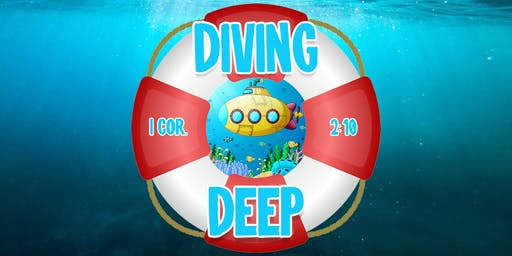 Diving Deep VBS