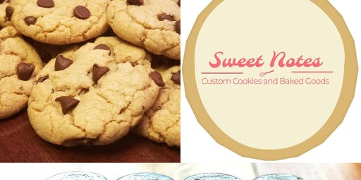 Sweet Notes Beer & Cookie Pairing