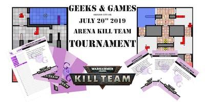 Warhammer 40k: **** Team Arena Tournament Oregon City 7/20/19