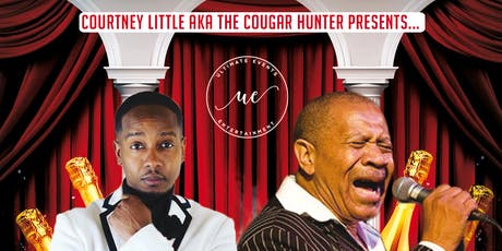 """Courtney Little presents """"A Night to Remember"""" featuring Lenny Williams tickets"""