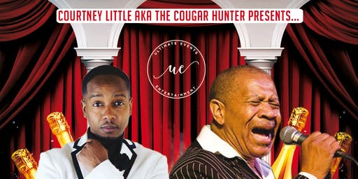 "Courtney Little presents ""A Night to Remember"" featuring Lenny Williams"