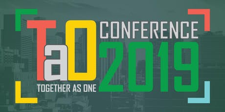Together as One Conference tickets