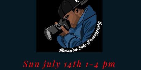 Dopeports presents Brandon Cole Photowalk tickets