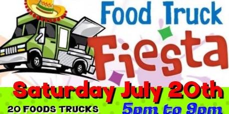 Food Truck Fiesta tickets