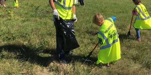 Taking Action Together: Litter clean-up